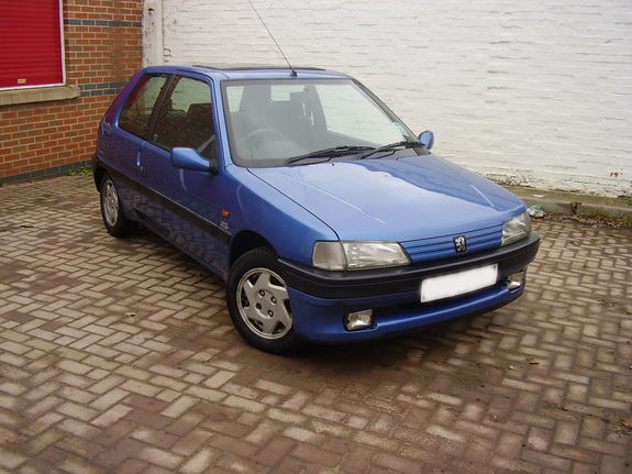simon106 1995 peugeot 106 specs photos modification info at cardomain. Black Bedroom Furniture Sets. Home Design Ideas