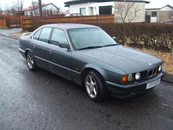 Another ZiGGijE 1989 BMW 5 Series post... - 7727605