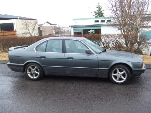 Another ZiGGijE 1989 BMW 5 Series post... - 7727606