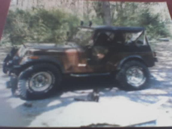 Another toyotaboy40 1981 Jeep CJ5 post... - 7727416