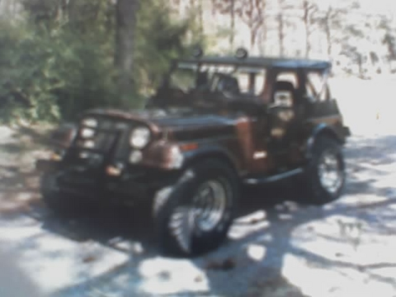 Another toyotaboy40 1981 Jeep CJ5 post... - 7727417