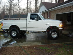 2251802 1993 Ford F150 Regular Cab