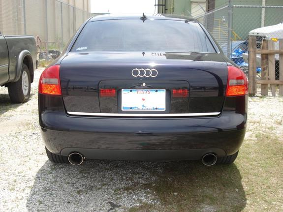 Audone 2001 Audi A6 Specs Photos Modification Info At Cardomain