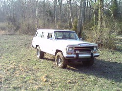86GrandWagoneers 1986 Jeep Grand Wagoneer