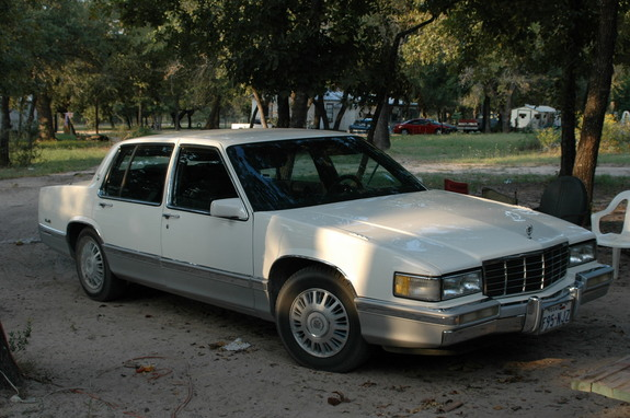 Another ilovemyjeep 1991 Cadillac DeVille post... - 7729665