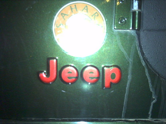 Another 95Sahara 1995 Jeep YJ post... - 7730241