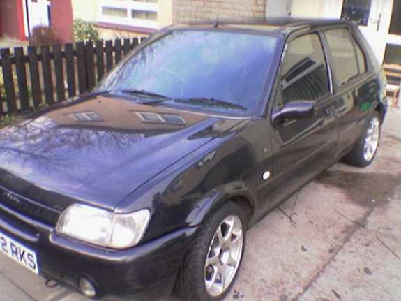 Another Haddow 1995 Ford Fiesta post... - 7730316