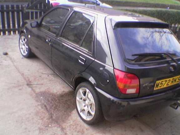 Another Haddow 1995 Ford Fiesta post... - 7730317