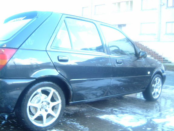 Another Haddow 1995 Ford Fiesta post... - 7730318