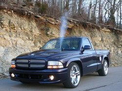 PurpleDakota 1999 Dodge Dakota Regular Cab & Chassis