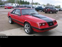 4EyedStangsRules 1983 Ford Mustang