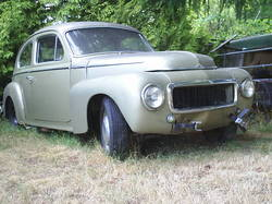 welfarewarrior 1964 Volvo 544
