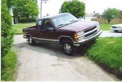 one2nv069 1999 Chevrolet C/K Pick-Up