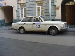 Mike_244 1978 Volvo 200-Series