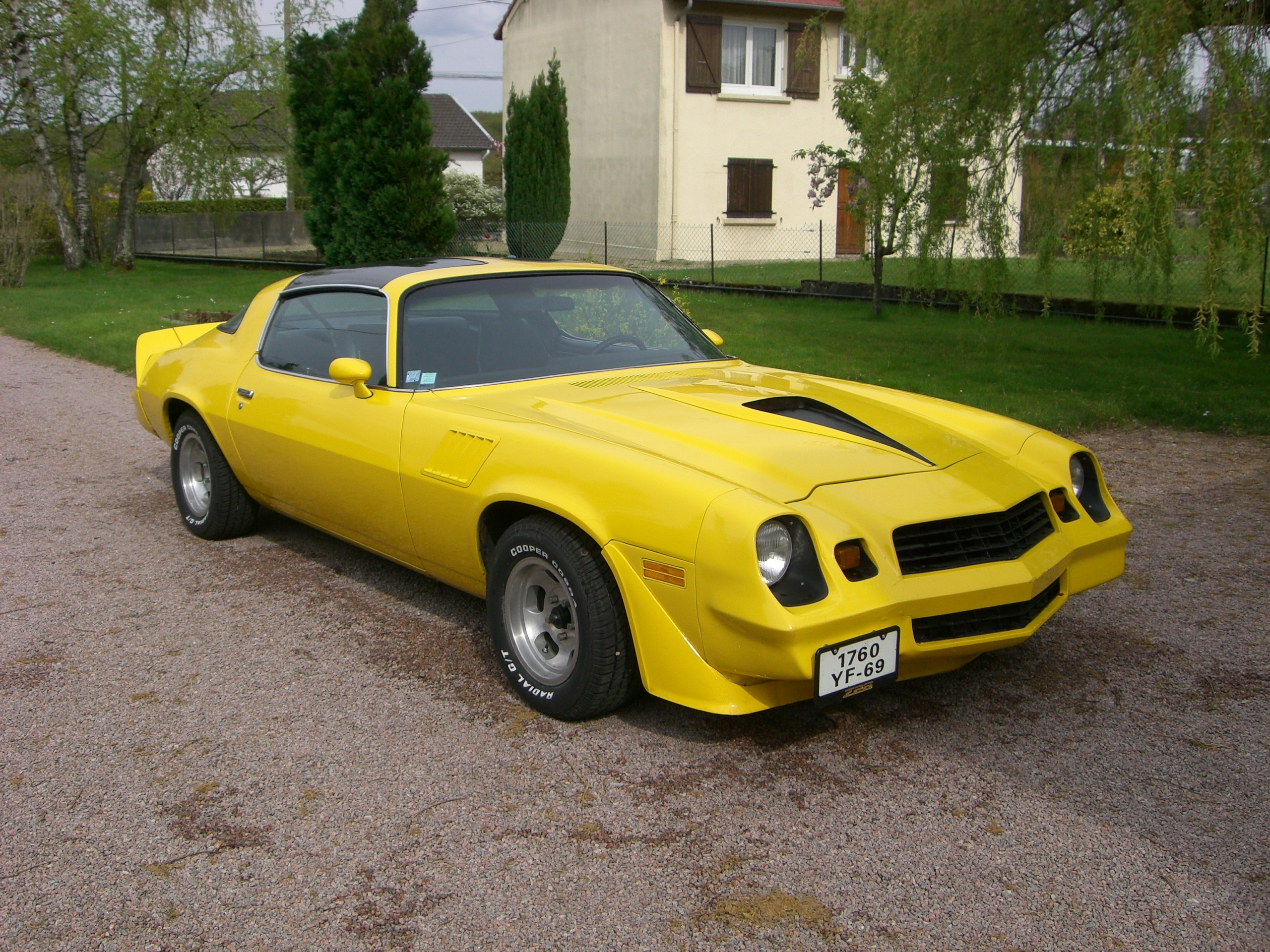 Frenchguy 1979 Chevrolet Camaro Specs Photos