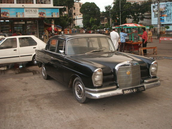 Another sakin_uttara 1967 Mercedes-Benz S-Class post... - 8507217