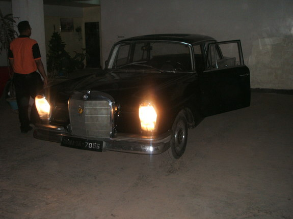 Another sakin_uttara 1967 Mercedes-Benz S-Class post... - 8507219