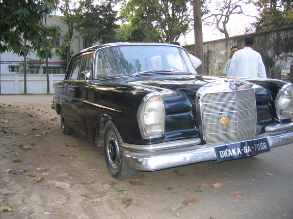 Another sakin_uttara 1967 Mercedes-Benz S-Class post... - 8507221