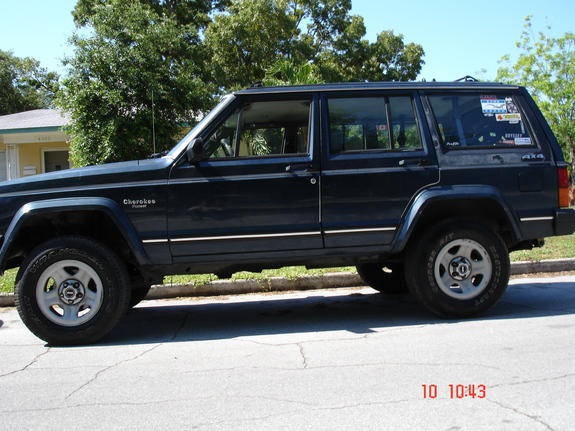 mothertrucker424 1990 jeep cherokee specs photos modification info at cardomain. Black Bedroom Furniture Sets. Home Design Ideas