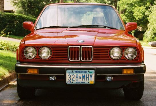 gussers1 1986 bmw 3 series specs photos modification. Black Bedroom Furniture Sets. Home Design Ideas