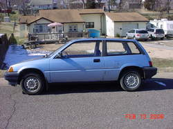 timothyramsey 1985 Honda Civic