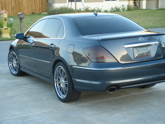 Another xSecond2None 2006 Acura RL post... - 7735836