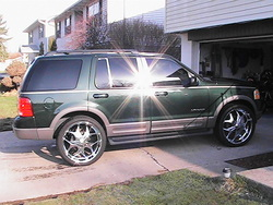 gambinosexplorers 2002 Ford Explorer