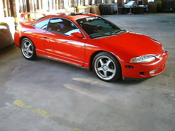Another turbo_chick1995 1995 Mitsubishi Eclipse post... - 7755559