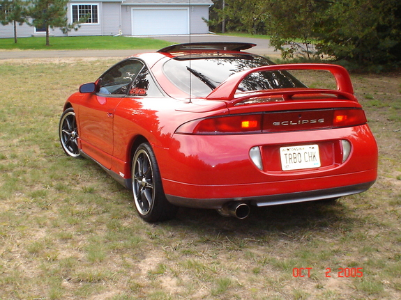 Another turbo_chick1995 1995 Mitsubishi Eclipse post... - 7755560