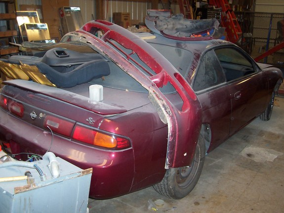 Another carls1stsr20 1995 Nissan 240SX post... - 7737531