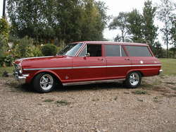 spetz01s 1963 Chevrolet Chevy II