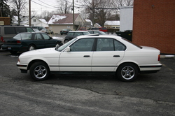 ghostbeemer 1992 BMW 5 Series