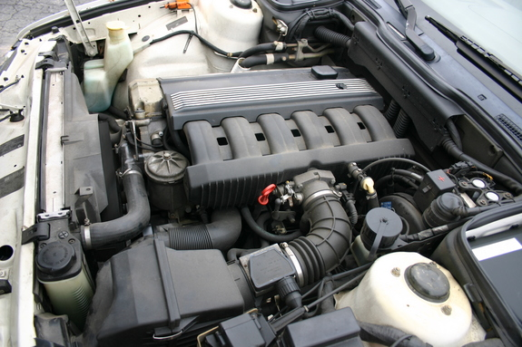 Another ghostbeemer 1992 BMW 5 Series post... - 7740009