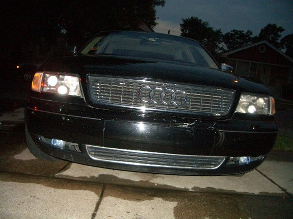 Another pipn8ez 1999 Audi A8 post... - 7740048