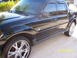 24InchTrac 2004 Ford Explorer Sport Trac