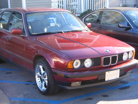 E39-Bimmer 1993 BMW 5 Series 7741877