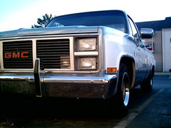 ks_truckin 1984 GMC Sierra 1500 Regular Cab