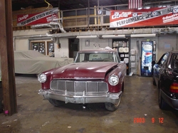 MARKIIMANs 1956 Lincoln Continental