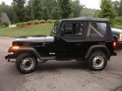 Speegs87 1989 Jeep Wrangler