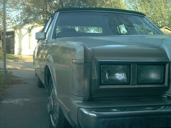 drkwolf 1988 Lincoln Town Car