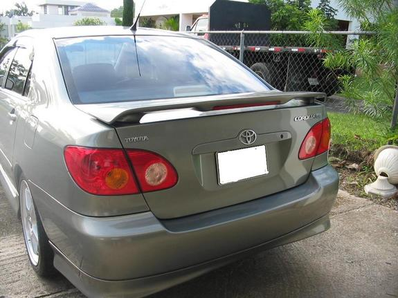 Another onitdesigns 2004 Toyota Corolla post... - 7744899