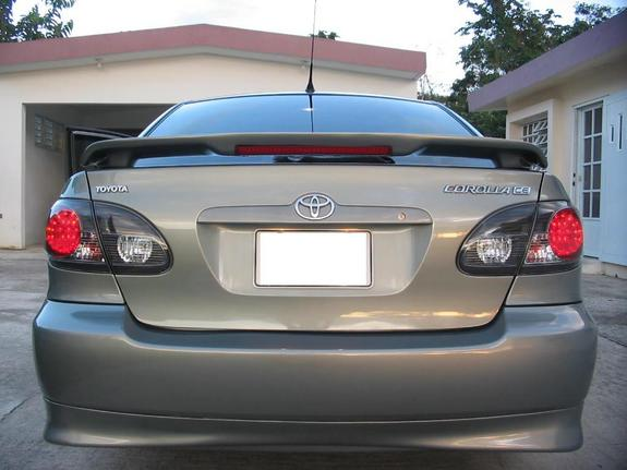 Another onitdesigns 2004 Toyota Corolla post... - 7744903