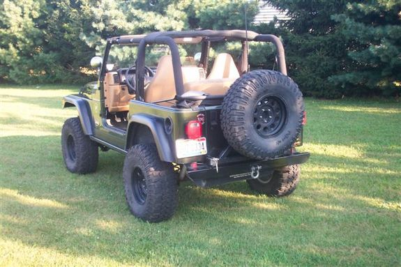 Another BiggJake88 1998 Jeep TJ post... - 7745980