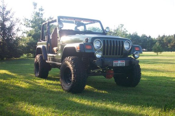 Another BiggJake88 1998 Jeep TJ post... - 7745982