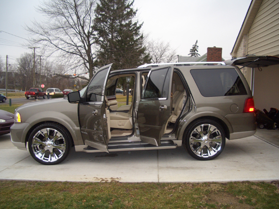 mawetep 2004 lincoln navigator specs photos modification. Black Bedroom Furniture Sets. Home Design Ideas