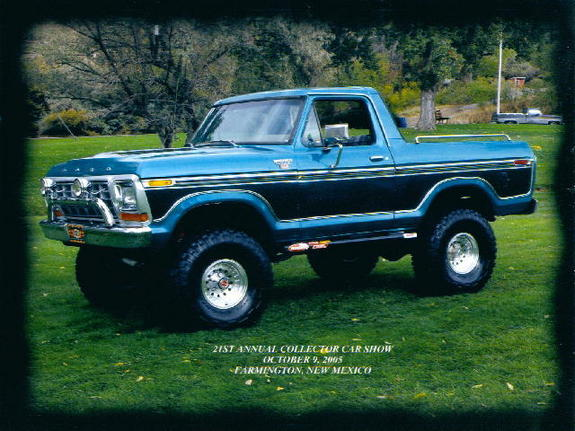 danmccn 1978 ford bronco specs photos modification info. Black Bedroom Furniture Sets. Home Design Ideas