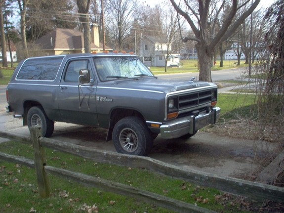 Another TheRamchargerGuy 1987 Dodge Ramcharger post... - 7747301