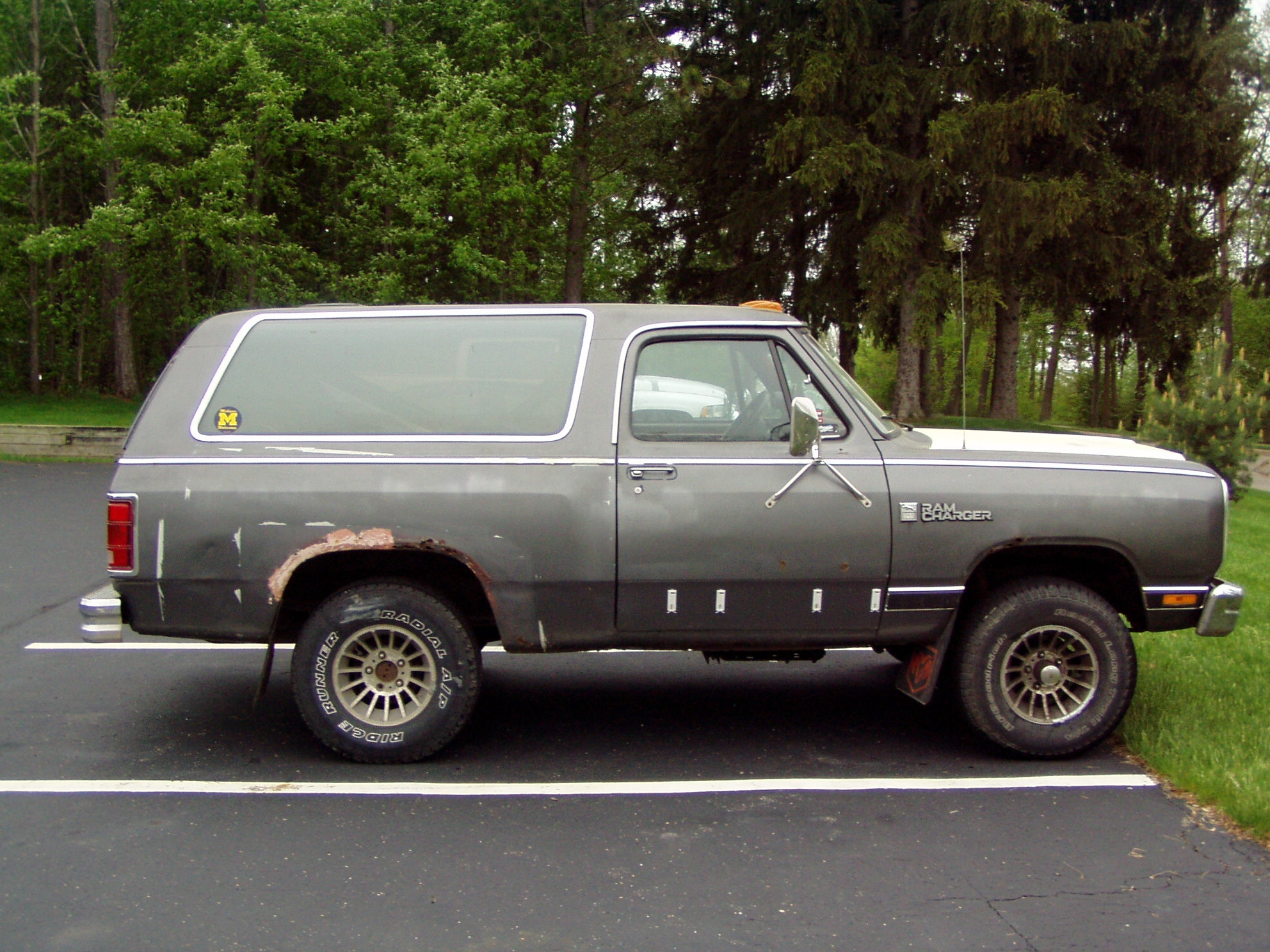 Another TheRamchargerGuy 1987 Dodge Ramcharger post... - 7747302