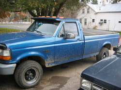 projecta2dub 1992 Ford F150 Regular Cab