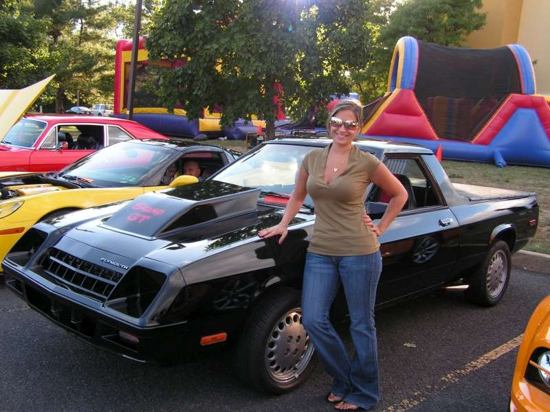 Sixpacktogo's 1983 Dodge Rampage in Folsom, PA